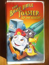 The Little Toaster Goes To Mars G Rated The Brave Little Toaster Vhs Tapes Ebay