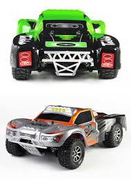wltoys scale high speed electric remote control car short course