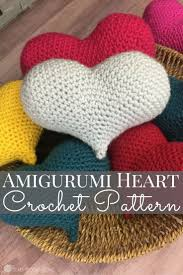 best 25 crochet hearts ideas on pinterest free crochet heart