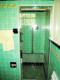Vintage Bathroom Tile by Vintage Tile Bathroom This Looks Like Our1940 U0027s Bathroom With All