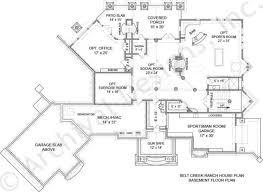 belt creek ranch lakefront floor plan luxury floor plan