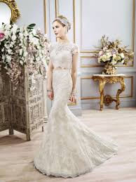 non traditional wedding dresses with sleeves bridal fashion trend crop top wedding dresses inside weddings