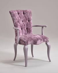Esszimmerst Le Mit Armlehne Und Rollen Sessel Mit Gesteppter Polsterung Luxus Im Klassischen Stil