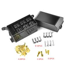 auto box auto box porte fusible 6 relais 5 route la nacelle d assurance