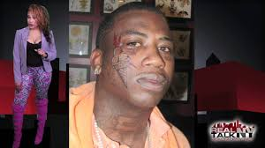 poppin or floppin gucci mane gets a face ice cream tattoo youtube
