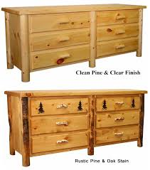Pine Changing Table by Rocky Mountain Pine Log End Table Colorado Pine Log Furniture