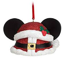 disney parks exclusive mickey mouse ear hat santa