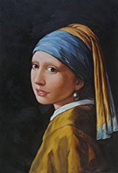 pearl earring painting pearl earring painting review beyonddream masters on canvas