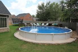 above ground pools mid state pools