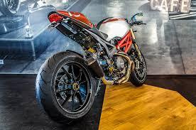 details zum custom bike ducati monster 1100 evo des händlers