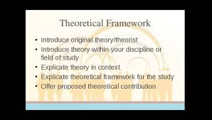 theoretical framework research paper theory and theorist the theoretical framework in dissert youtube