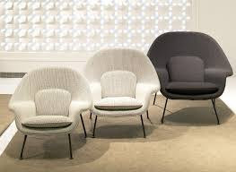 saarinen womb chair couch potato company