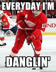 Red Wings Meme - day seven detroit red wings hockey town hockeyn3rd