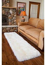 sheepskin ottoman wedding inspiration orange cream tan and