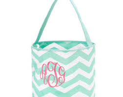 easter buckets wholesale chevron etsy