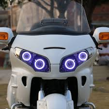 aliexpress com buy kt headlight for honda goldwing gl1800 2001