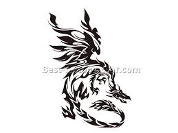 tribal dragon tattoo 1 best tattoos ever