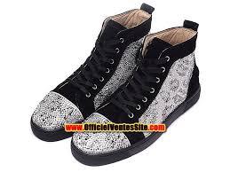 christian louboutin louis veau velours men s basketball shoes