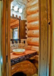 cabin bathroom designs 12 cabin chic bathroom designs