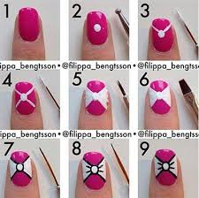 15 completely adorable diy fingernail techniques simple nail