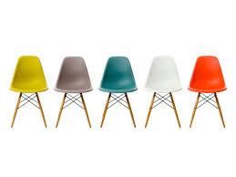 chaises dsw eames krzesło epc dsw eames plastic chair salons