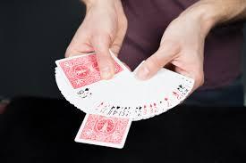 upside down card sheldon casavant sheldon teaching tricks 8989