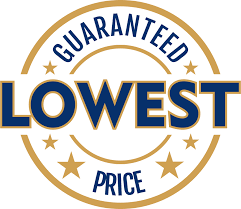 lowest price guaranteed lowest price
