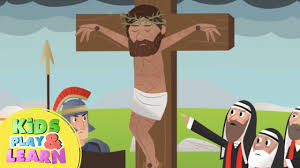 jesus dies on the cross bible story for kids u0026 children youtube