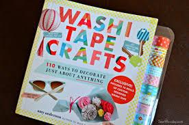 washi straw flags washi crafts book review sew