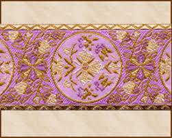ribbon trim florence 1 3 16 inch black gold jacquard ribbon fabric trim