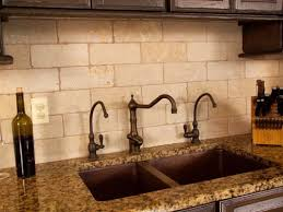 popular backsplashes for kitchens best and popular rustic style tile backsplash kitchen design