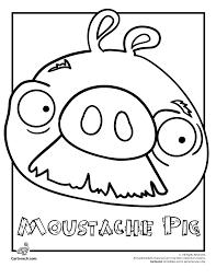 angry birds moustache pig woo jr kids activities