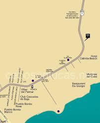 san jose cabo map hotels cabo san lucas maps