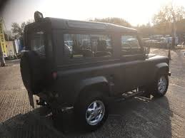 used land rover defender used land rover defender for sale walton motors