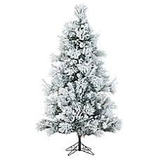 artificial christmas trees pre lit christmas trees bed bath