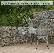 garden stone wall ideas stone block walls design gabion1 uk