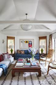 Worldly Decor Inside Minnie Driver U0027s Eclectic U0026 Worldly Hollywood Hills Home