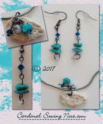 make necklace with stone images How to make a rock into a necklace cardinal sewing nest jpg
