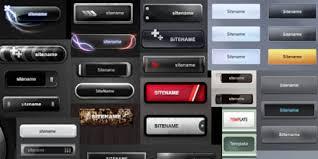 buttons designen 72 free psd web design elements psd files