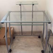 bureaux en verre bureaux en verre occasion annonces achat et vente de bureaux en