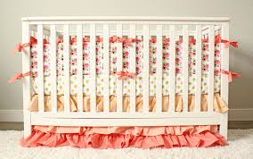 Floral Crib Bedding Sets Baby Crib Bedding Set Floral Nursery Bedding