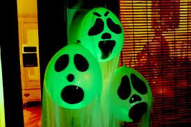 diy halloween ghost glow balloons yard decorations youtube loversiq