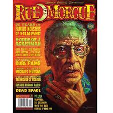 rue morgue 83 halloween 2009 double issue rue morgue