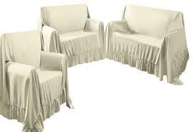 Armchair Protector Venice Home 3 Piece Sofa Loveseat Chair Protector Throw Cover