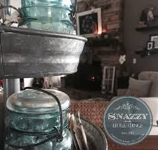 Galvanized Decor Friday Favorites Galvanized Metal Decor Snazzy Little Things