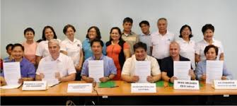 moa siege social silay gov t habitat for humanity sign moa for housing project