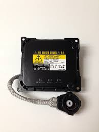 lexus is250 key battery died amazon com new lexus toyota hid xenon ballast for denso d4s koito