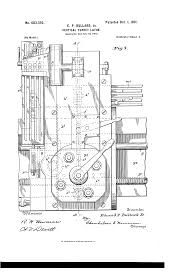 patent us683592 vertical turret lathe google patents