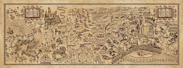 Marauder Map Wizarding World Of Harry Potter Map Suggests Me