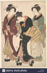 femme de chambre x geishas photos geishas images alamy